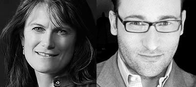 Jacqueline Novogratz and Simon Sinek